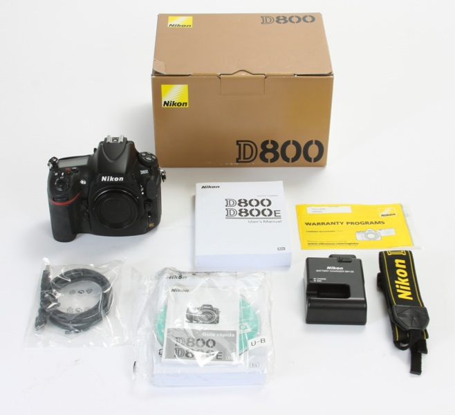 how to clean your d800